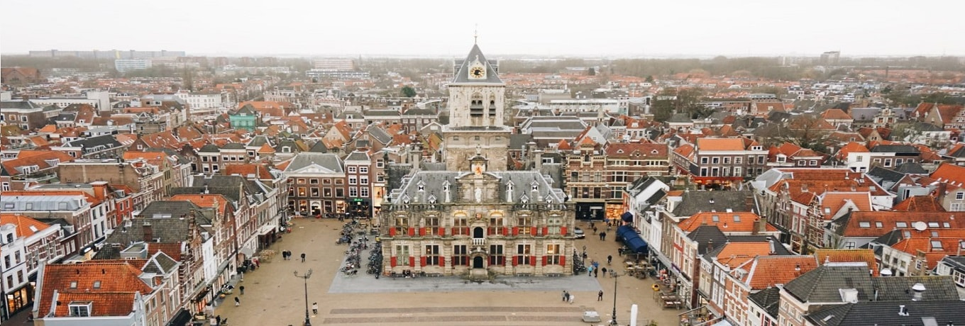 Attractions and Places to Visit in Delft
