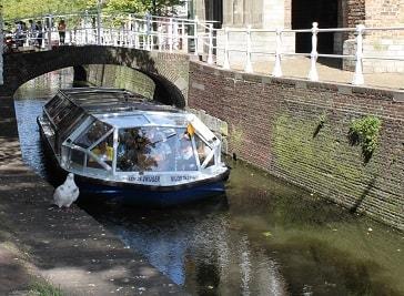 Boat Trip Delft