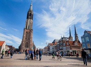 Happy Day Tours in Delft