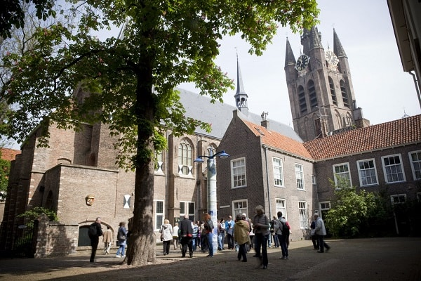 Museum Het Prinsenhof in Delft
