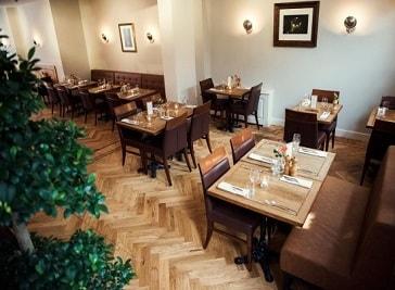 Restaurant La Tasca in Delft