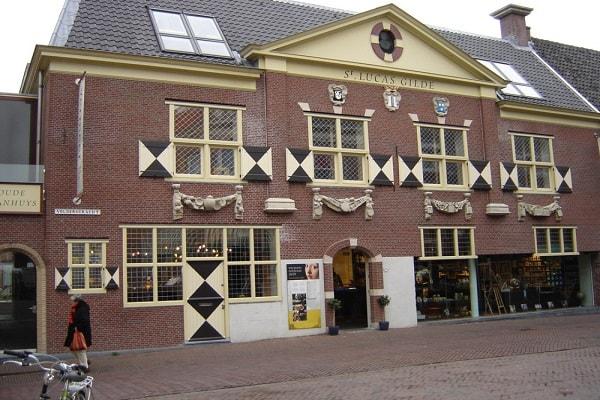 Vermeer Centre in Delft